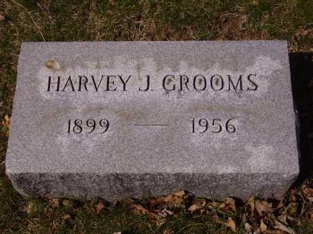 GROOMS, HARVEY J. - Franklin County, Ohio   HARVEY J. GROOMS - Ohio Gravestone Photos