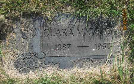GROVES, CLARA M - Franklin County, Ohio   CLARA M GROVES - Ohio Gravestone Photos