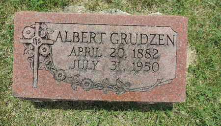 GRUDZEN, ALBERT - Franklin County, Ohio | ALBERT GRUDZEN - Ohio Gravestone Photos