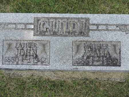 GUIDI, JOHN - Franklin County, Ohio | JOHN GUIDI - Ohio Gravestone Photos