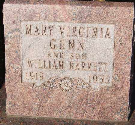 GUNN, MARY - Franklin County, Ohio | MARY GUNN - Ohio Gravestone Photos
