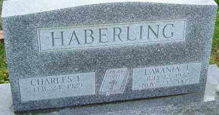 RICHARDSON HABERLING, LAWANIA - Franklin County, Ohio | LAWANIA RICHARDSON HABERLING - Ohio Gravestone Photos