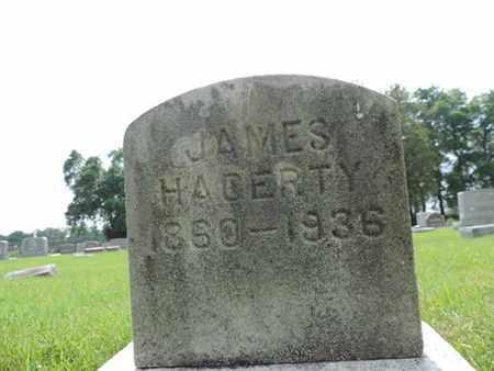 HAGERTY, JAMES - Franklin County, Ohio   JAMES HAGERTY - Ohio Gravestone Photos