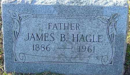 HAGLE, JAMES B - Franklin County, Ohio | JAMES B HAGLE - Ohio Gravestone Photos