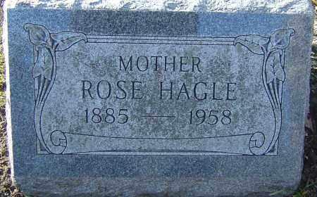 HAGLE, ROSE - Franklin County, Ohio | ROSE HAGLE - Ohio Gravestone Photos