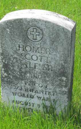 HALE, HOMER SCOTT - Franklin County, Ohio | HOMER SCOTT HALE - Ohio Gravestone Photos