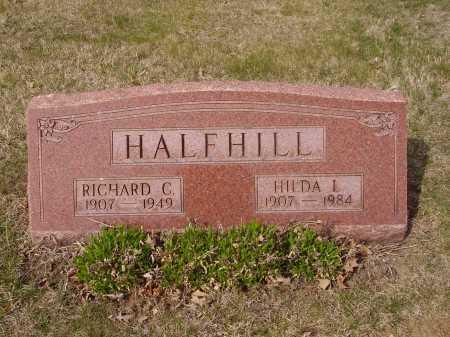 HALFHILL, RICHARD C. - Franklin County, Ohio | RICHARD C. HALFHILL - Ohio Gravestone Photos
