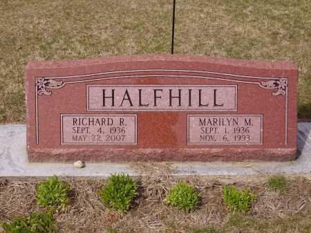 HALFILL, MARILYN M. - Franklin County, Ohio | MARILYN M. HALFILL - Ohio Gravestone Photos