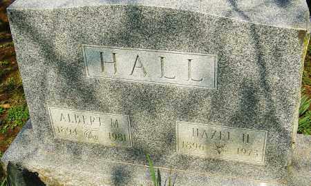 FLOYD HALL, HAZEL H - Franklin County, Ohio | HAZEL H FLOYD HALL - Ohio Gravestone Photos