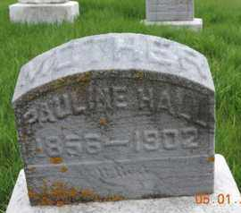 HALL, PAULINE - Franklin County, Ohio | PAULINE HALL - Ohio Gravestone Photos