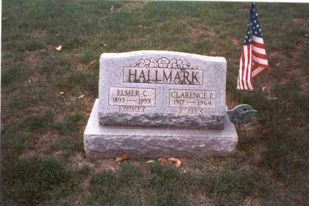 HALLMARK, ELMER C. - Franklin County, Ohio | ELMER C. HALLMARK - Ohio Gravestone Photos