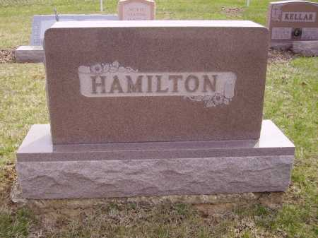 HAMILTON FAMILY, MONUMENT - Franklin County, Ohio | MONUMENT HAMILTON FAMILY - Ohio Gravestone Photos