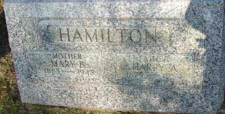 HAMILTON, MARY BELL - Franklin County, Ohio | MARY BELL HAMILTON - Ohio Gravestone Photos