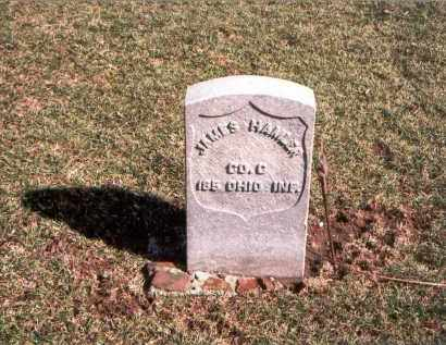 HAMLER, JAMES - Franklin County, Ohio   JAMES HAMLER - Ohio Gravestone Photos