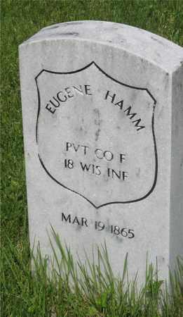 HAMM, EUGENE - Franklin County, Ohio   EUGENE HAMM - Ohio Gravestone Photos