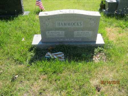 HAMMOCKS, BLANCHE E - Franklin County, Ohio   BLANCHE E HAMMOCKS - Ohio Gravestone Photos