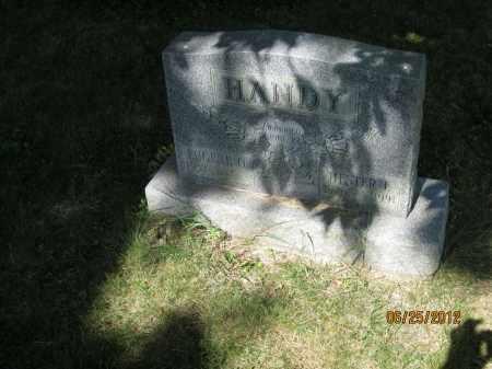 RAYBURN HANDY, HESTER EILENE - Franklin County, Ohio | HESTER EILENE RAYBURN HANDY - Ohio Gravestone Photos