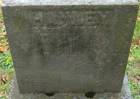 HANLEY, FLORENCE - Franklin County, Ohio | FLORENCE HANLEY - Ohio Gravestone Photos