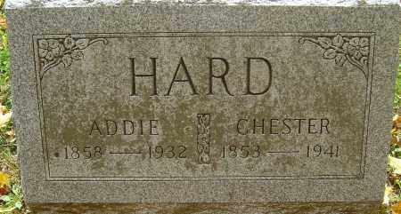 HARD, CHESTER - Franklin County, Ohio | CHESTER HARD - Ohio Gravestone Photos