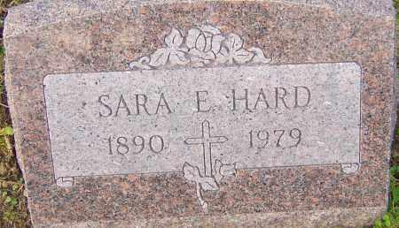 SMILEY HARD, SARA - Franklin County, Ohio | SARA SMILEY HARD - Ohio Gravestone Photos