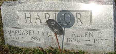 HARLOR, MARGARET E - Franklin County, Ohio | MARGARET E HARLOR - Ohio Gravestone Photos