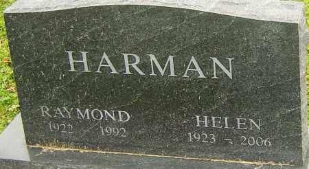 DIPPLE HARMAN, HELEN - Franklin County, Ohio | HELEN DIPPLE HARMAN - Ohio Gravestone Photos
