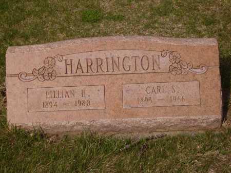 HARRINGTON, CARL S. - Franklin County, Ohio   CARL S. HARRINGTON - Ohio Gravestone Photos