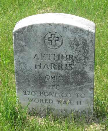 HARRIS, ARTHUR - Franklin County, Ohio | ARTHUR HARRIS - Ohio Gravestone Photos