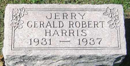 "HARRIS, GERALD ROBERT ""JERRY"" - Franklin County, Ohio   GERALD ROBERT ""JERRY"" HARRIS - Ohio Gravestone Photos"