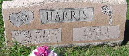 HARRIS, MABEL - Franklin County, Ohio | MABEL HARRIS - Ohio Gravestone Photos