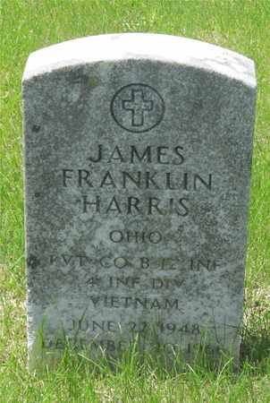 HARRIS, JAMES FRANKLIN - Franklin County, Ohio | JAMES FRANKLIN HARRIS - Ohio Gravestone Photos