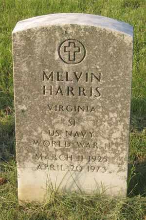 HARRIS, MELVIN - Franklin County, Ohio | MELVIN HARRIS - Ohio Gravestone Photos
