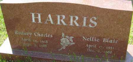 HARRIS, RODNEY CHARLES - Franklin County, Ohio | RODNEY CHARLES HARRIS - Ohio Gravestone Photos