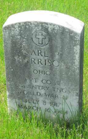 B. HARRISON, KARL - Franklin County, Ohio | KARL B. HARRISON - Ohio Gravestone Photos