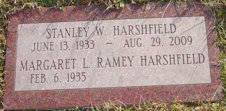HARSHFIELD, STANLEY W - Franklin County, Ohio   STANLEY W HARSHFIELD - Ohio Gravestone Photos