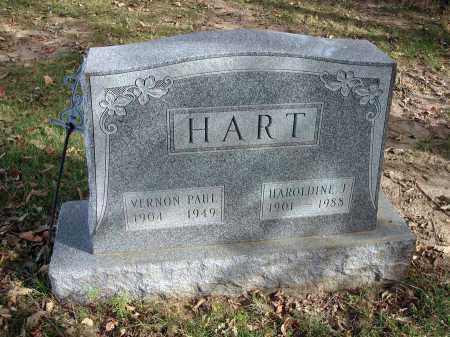 HART, VERNON PAUL - Franklin County, Ohio | VERNON PAUL HART - Ohio Gravestone Photos
