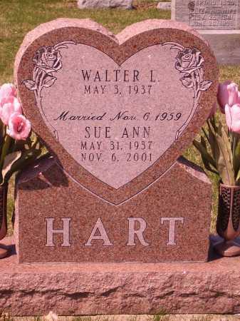 COX HART, SUE ANN - Franklin County, Ohio | SUE ANN COX HART - Ohio Gravestone Photos