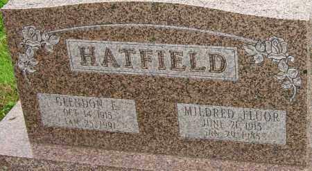 HATFIELD, GLENDON - Franklin County, Ohio | GLENDON HATFIELD - Ohio Gravestone Photos