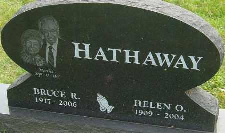 HATHAWAY, BRUCE - Franklin County, Ohio | BRUCE HATHAWAY - Ohio Gravestone Photos