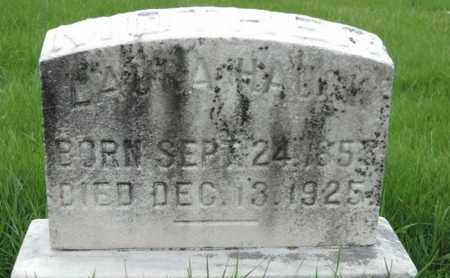 HAUCK, LAURA - Franklin County, Ohio | LAURA HAUCK - Ohio Gravestone Photos