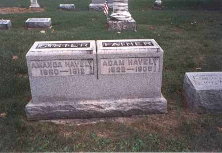 HAVELY, AMANDA - Franklin County, Ohio | AMANDA HAVELY - Ohio Gravestone Photos