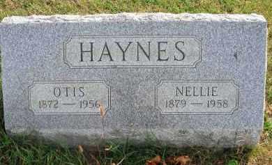 HAYNES, NELLIE - Franklin County, Ohio | NELLIE HAYNES - Ohio Gravestone Photos