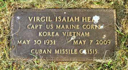 HEAP, VIRGIL ISAIAH - Franklin County, Ohio | VIRGIL ISAIAH HEAP - Ohio Gravestone Photos