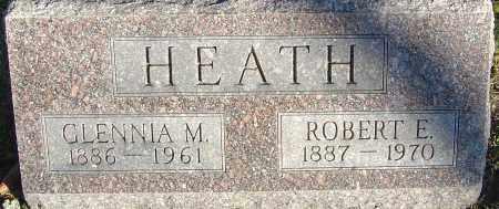 HEATH, ROBERT E - Franklin County, Ohio   ROBERT E HEATH - Ohio Gravestone Photos