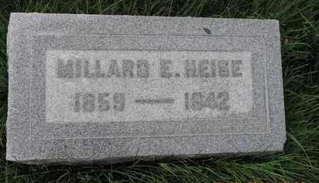HEISE, MILLARD  E. - Franklin County, Ohio | MILLARD  E. HEISE - Ohio Gravestone Photos