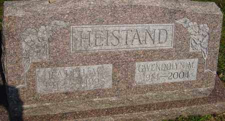 HEISTAND, GWENDOLYN M - Franklin County, Ohio | GWENDOLYN M HEISTAND - Ohio Gravestone Photos