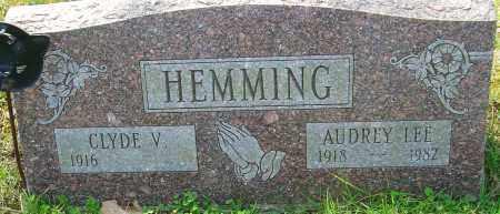 HEMMING, AUDREY LEE - Franklin County, Ohio | AUDREY LEE HEMMING - Ohio Gravestone Photos