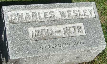 HENDRICKSON, CHARLES WESLEY - Franklin County, Ohio   CHARLES WESLEY HENDRICKSON - Ohio Gravestone Photos