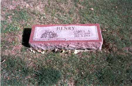 HENRY, ELMA - Franklin County, Ohio | ELMA HENRY - Ohio Gravestone Photos