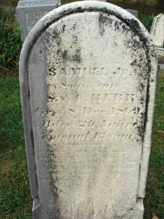 HERR, SAMUEL - Franklin County, Ohio   SAMUEL HERR - Ohio Gravestone Photos
